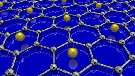 Científicos elaboran el primer grafeno superconductor - RT en Español - Noticias internacionales   FORMAS ALOTRÓPICAS DEL CARBONO   Scoop.it