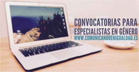 16 julio: Convocatorias - Comunicando en Igualdad | Comunicando en igualdad | Scoop.it