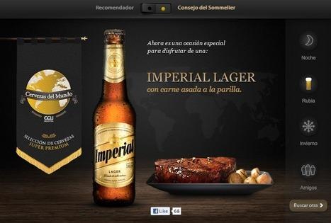 Un recomendador de cervezas en Facebook | Cervejas - Material Complementar | Scoop.it