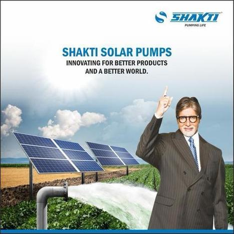 Shakti Pumps  sur Twitter | ShaktiPumps | Scoop.it