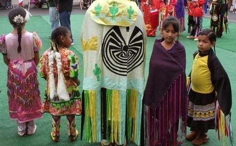 American Indian Kids Fight to Maintain Identity | Mixed American Life | Scoop.it