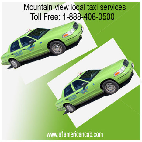 A1 American Cab from Palo Alto to Oakland, San Jose & San Francisco Airport | A1 American Cab & Limo Company | Scoop.it