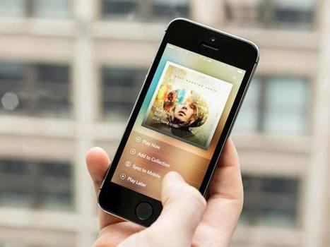 Spotify s'ouvre à la famille - CNET France | mediaTIC+ | Scoop.it
