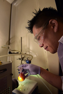 Cheap catalyst may lower fuel costs for hydrogen-powered cars | Amazing Science | Scoop.it