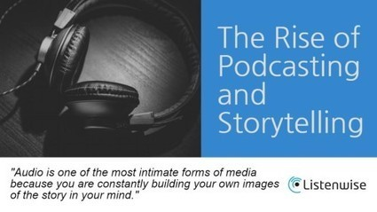 Using authentic audio resources from Listenwise to bring non-fiction to life   Student Engagement and Learning   Scoop.it