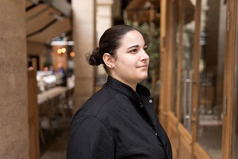 À 21 ans, Julia Sedefdjian est la plus jeune chef étoilée de France   Etre femme aujourd'hui   Scoop.it