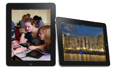 About iPads at the Berlage Lyceum | ipadders.eu | iPads at the Berlage | Scoop.it