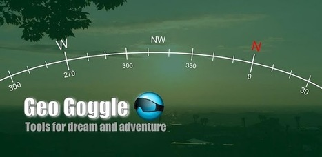 GeoGoggle - Android Apps on Google Play   Google Tools - Google Docs, Google Earth, Google Maps   Scoop.it