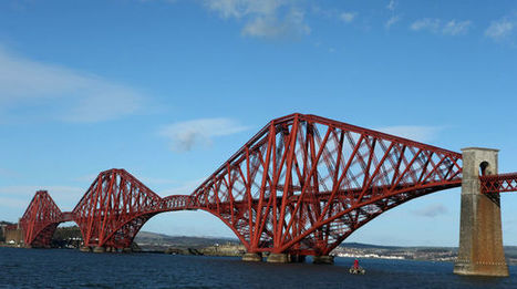 Iconic Forth Bridge awarded UNESCO World Heritage Site status | Culture Scotland | Scoop.it