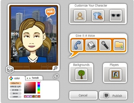 Voki | Digital Technologies; Stimulating sites and radical resources for lower primary. | Scoop.it