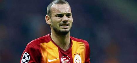 "Sneijder patladı! ""Deli miyim?""   spor haberleri   Scoop.it"