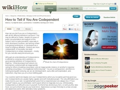 Explain Codependency To Me As If I Was A Child | Co-dependency | Scoop.it