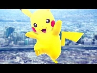 Pokemon X & Y Trailer | Pokemon | Scoop.it