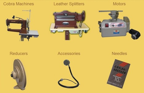 Industrial Leather Sewing Machines: Importance of Good Industrial Leather Sewing Machines! | Leather Sewing Machine | Scoop.it