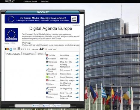 Digital Agenda for Europe - Interview Axel Schultze #da12social | Digital Sunrise Europe | Scoop.it