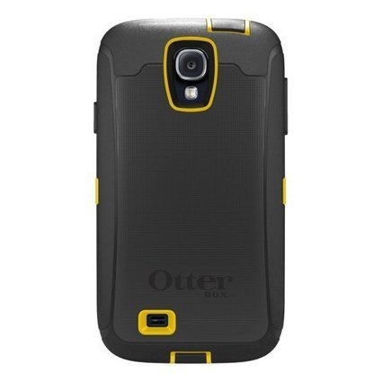 OtterBox Galaxy S4 | OtterBox Defender Series Case and Holster for Samsung Galaxy S4 – Carrier Packaging – Black/Yellow | rolamento | Scoop.it