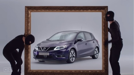 Nissan lets YouTube users unveil new Pulsar model | JWT WOW | Scoop.it