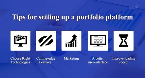Tips for setting up a portfolio platform | Elance Clone Template, Freelancer Clone script - Agriya | Scoop.it
