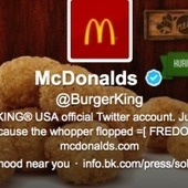 "Burger King Twitter account hacked, name changed to McDonald's | Digital Trends | ""latest technology news"" 