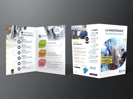 Comment réussir votre plaquette d'entreprise ? | agence AntheDesign | Agence web AntheDesign | Scoop.it