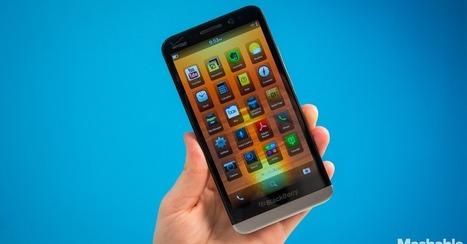 Amazon's Appstore is Coming to BlackBerry | Smartphone Trends | Scoop.it
