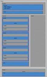 HTML5 – Structure sémantique d'une page | Autodidacte | Scoop.it