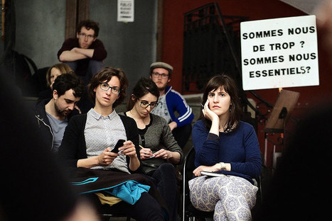 Spectacle vivant : neuf mesures pour favoriser l'emploi | Danse contemporaine | Scoop.it
