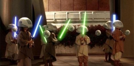 Star Wars : le secret de fabrication des sabres laser découvert ? | Post-Sapiens, les êtres technologiques | Scoop.it