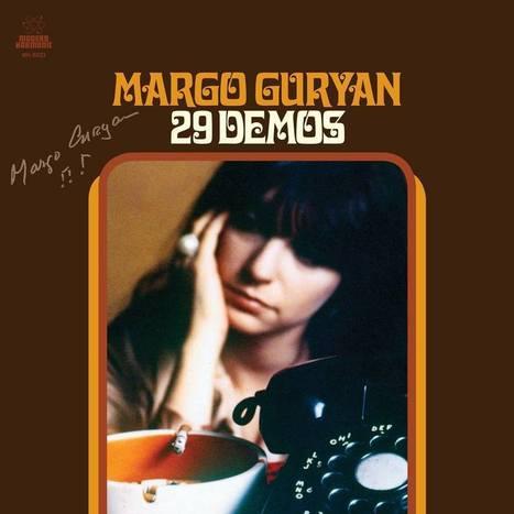 29 demos de Margo Guryan en vinyle édition limitée | Vinyles et disques, pop & rock | Scoop.it