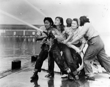 Open Channel - Pearl Harbor surprise: Photo of female firefighters wasn't from Dec. 7 | Kasaysayan: Meaning in narratives | Scoop.it