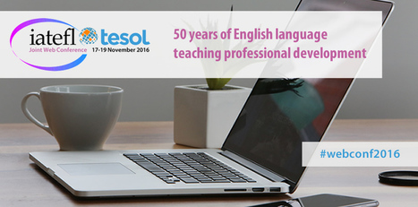 IATEFL and TESOL International Joint Web Conference 2016   Computer-Assisted Language Learning for ESP   Scoop.it