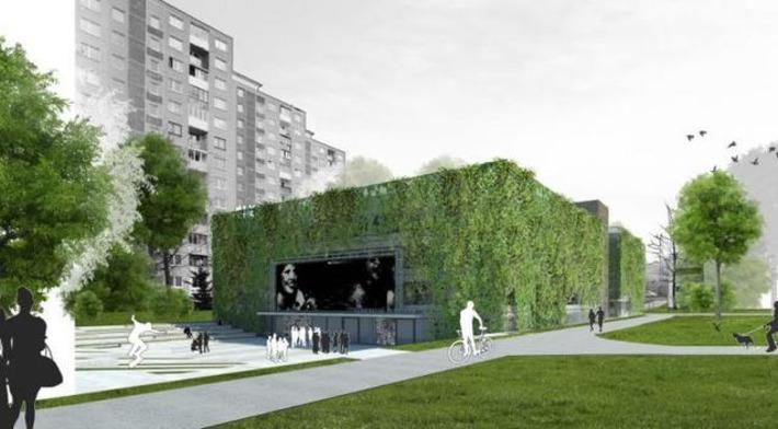 Parkovací dom v Poprade už pozná svoju podobu | Poprad Tatry | Scoop.it