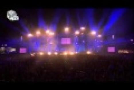 Wereldster Steve Aoki treedt op in de Matrixx | GeeX Festival 2013 | Scoop.it