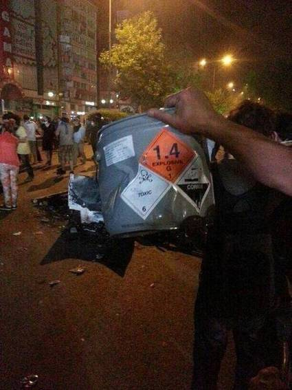 yo islambama, see any gas yet? Dozens of Photos Showing Toxic and Chemical Gas Canisters Used on Protesters in Turkey - Intellihub.com   News You Can Use - NO PINKSLIME   Scoop.it