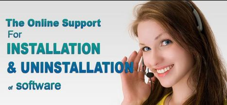 The Smooth Installation & Un-installation Of Software By Remote Online Professional | Online computer repair services | Scoop.it