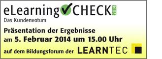 CHECKpoint-eLearning.de - eLearning Umfragen 2014 | eLearning | Scoop.it