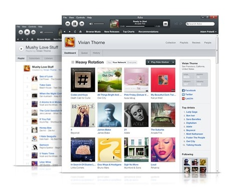 As Spotify Nears U.S. Launch, Rdio Launches A Native Windows App | New Digital Media | Scoop.it