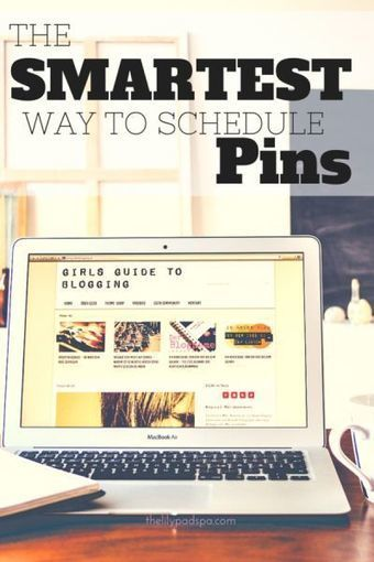 The Smartest Way to Schedule Pins on Pinterest – only $10 a Month! A Tailwind Review | Updateland | Scoop.it