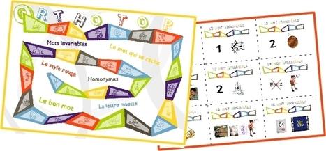 Jeux Pour La Classe | ma classe mon école - cycle 3 - CE2 CM1 CM2 - Orphys | Ressources FLE en ligne | Scoop.it