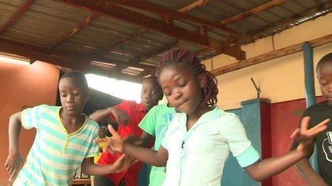 Viral Video Sparked by Infectious Dancing of Uganda Ghetto Kids [Video] - Guardian Liberty Voice | Peer2Politics | Scoop.it