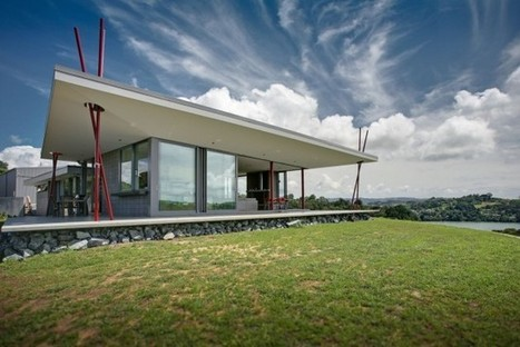 Bourke House by Pacific Environments Architects | Idées d'Architecture | Scoop.it