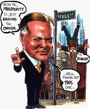 Falling Stock Market | President Herbert Hoover | Scoop.it