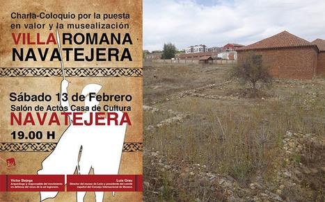 Un grito por la Villa Romana de Navatejera | Arqueología romana en Hispania | Scoop.it