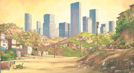 SPOTLIGHT: Len O'Grady's Treatment: Mexico City #1 | Madefire Comics | Scoop.it