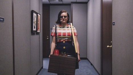 OhPeggy Olson, I will miss you.   Public relations   Scoop.it