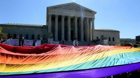 Amériques - La Cour suprême américaine reconnaît la légalité du mariage gay dans tout le pays | Égalité | Scoop.it