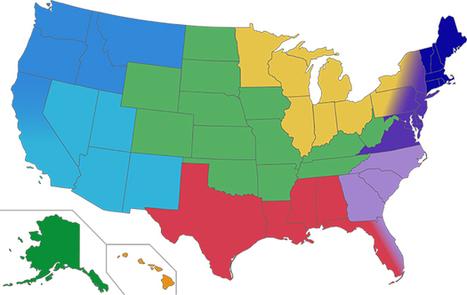 NOAA Education Resources: NOAA in Your Backyard   STEM Connections   Scoop.it