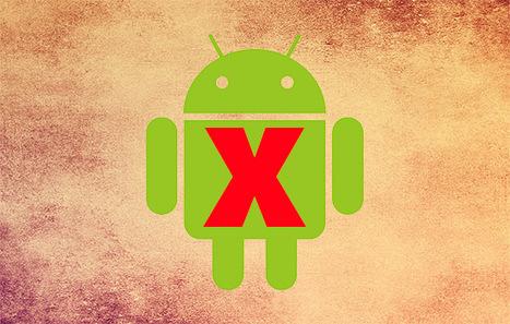 Como cerrar realmente una aplicación en Android | LAS TIC EN EL COLEGIO | Scoop.it