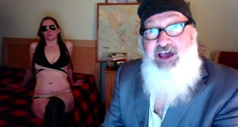 Randy Quaid attacks Rupert Murdoch in crazed video rant: 'You want to f*ck me ...   Vloasis vlogging   Scoop.it
