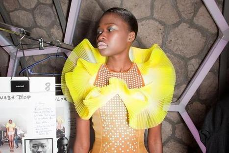 BB-Fashions - Backstage at Julien Fournie Haute Couture Spring ... | FashionLab | Scoop.it